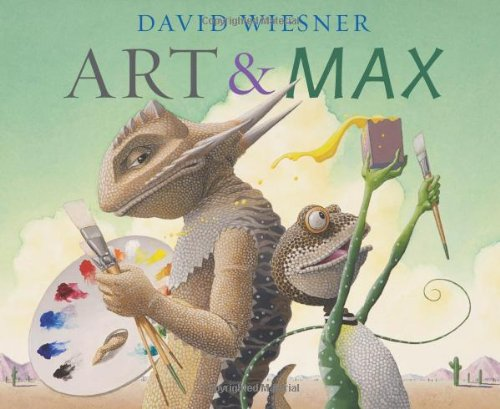 Art and Max   2010 edition cover