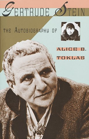 Autobiography of Alice B. Toklas  N/A edition cover