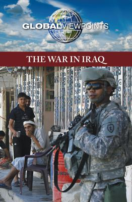 War in Iraq   2009 9780737741636 Front Cover