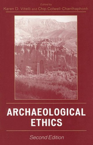 Archaeological Ethics  2nd 2006 (Revised) edition cover