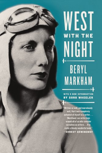 West with the Night  2nd edition cover
