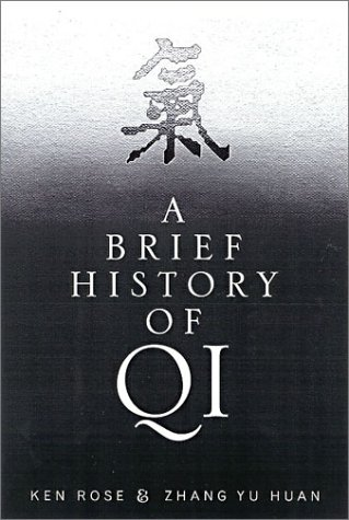 Brief History of QI   2001 edition cover