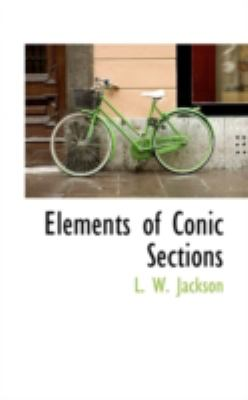Elements of Conic Sections  N/A edition cover