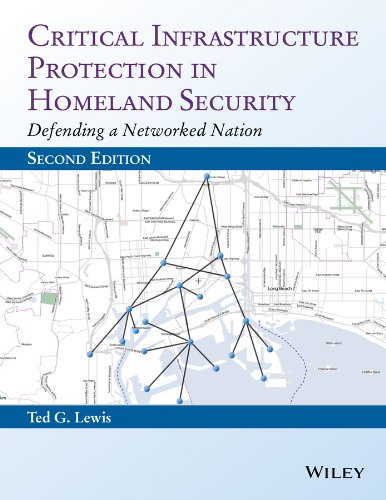 Critical Infrastructure Protection in Homeland Security Defending a Networked Nation 2nd 2015 edition cover