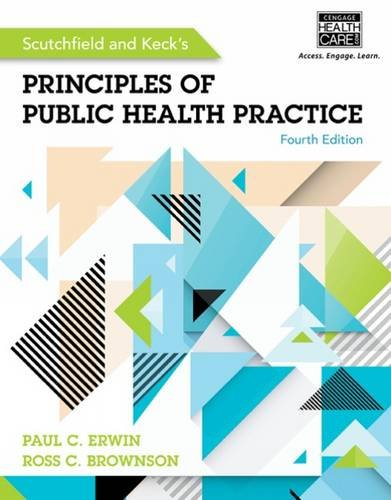 Principles of Public Health Practice:   2016 9781285182636 Front Cover
