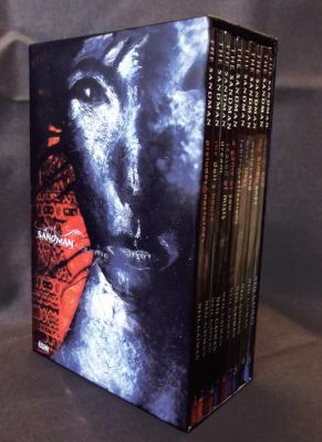 Sandman Slipcase Set   2012 9781401238636 Front Cover
