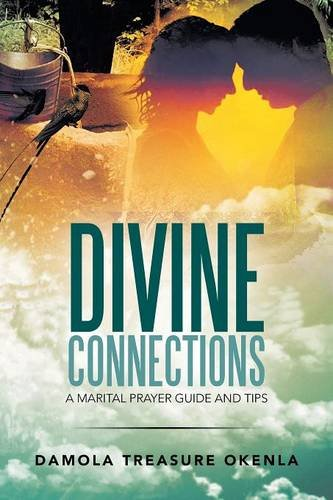 Divine Connections: A Marital Prayer Guide and Tips  2013 9781483661636 Front Cover