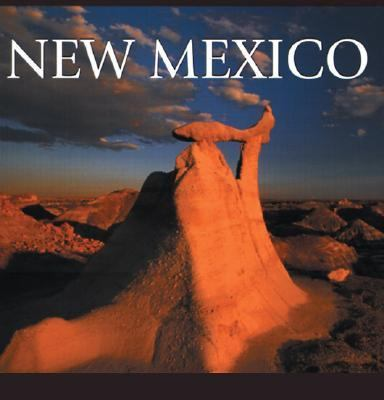 New Mexico  N/A 9781551108636 Front Cover