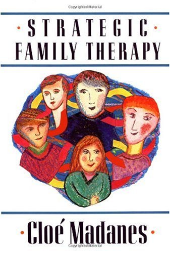 Strategic Family Therapy   1981 edition cover