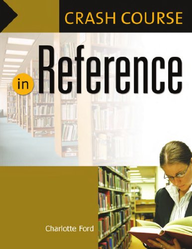 Crash Course in Reference   2008 edition cover