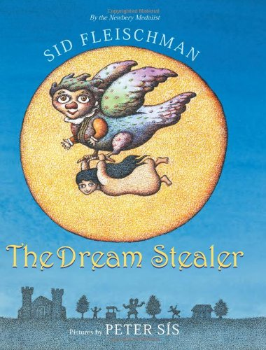 Dream Stealer   2009 9780061755637 Front Cover