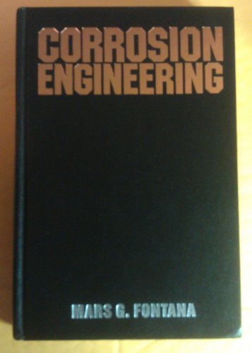 Corrosion Engineering 3rd 1986 9780070214637 Front Cover