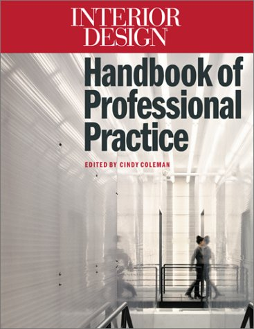 Interior Design Handbook of Professional Practice   2002 9780071361637 Front Cover