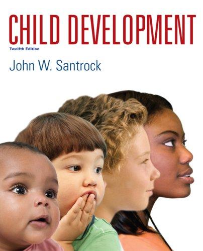 Child Development  12th 2009 edition cover
