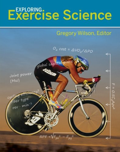 Exploring Exercise Science   2010 edition cover