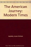 The American Journey: Modern Years  2012 9780078953637 Front Cover
