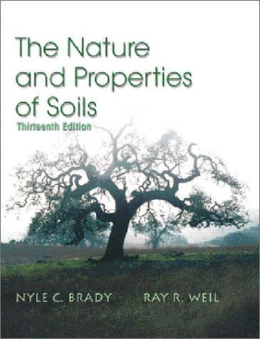 Nature and Properties of Soils  13th 2002 (Revised) edition cover