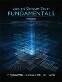 Logic and Computer Design Fundamentals  5th 2016 edition cover