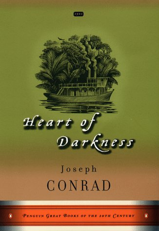 Heart of Darkness Great Books Edition  1999 edition cover