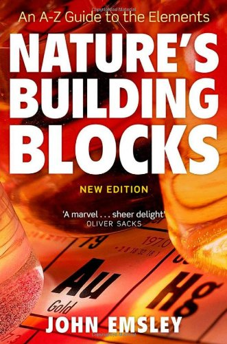 Nature's Building Blocks An A-Z Guide to the Elements 2nd 2011 edition cover