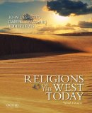 Religions of the West Today:   2014 edition cover