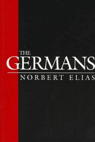 Germans  N/A 9780231105637 Front Cover
