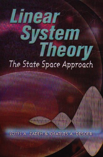 Linear System Theory The State Space Approach  2008 edition cover