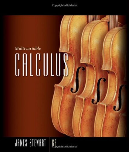 Multivariable Calculus  6th 2008 9780495011637 Front Cover