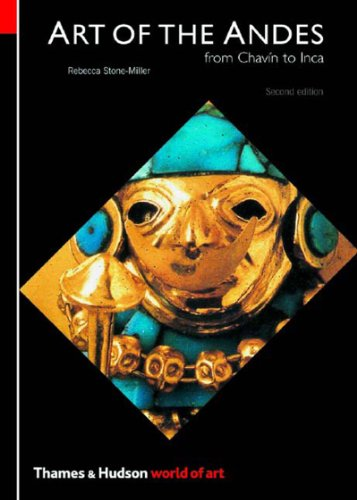 Art of the Andes From Chavin to Inca 2nd 2002 (Revised) edition cover