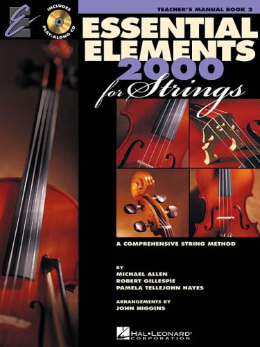 Essential Elements for Strings Double Bass N/A edition cover