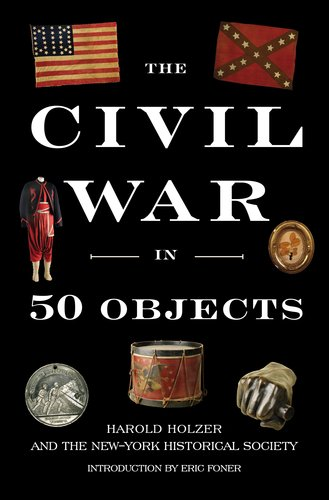 Civil War in 50 Objects  N/A edition cover