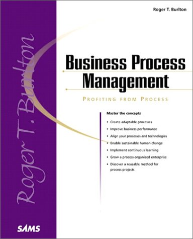 Business Process Management Profiting from Process  2001 edition cover
