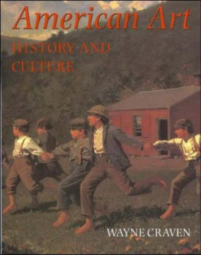 American Art : History and Culture 1st 1993 edition cover