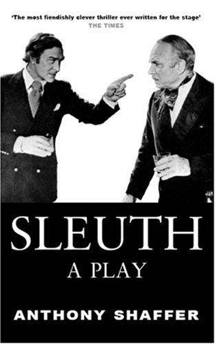 Sleuth  2nd 1998 (Reprint) edition cover