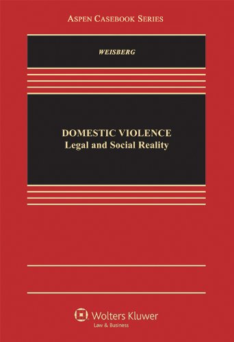 Domestic Violence Legal and Social Reality  2012 edition cover