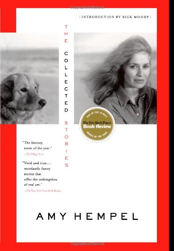 Collected Stories of Amy Hempel   2007 edition cover