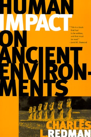 Human Impact on Ancient Environments   1999 edition cover