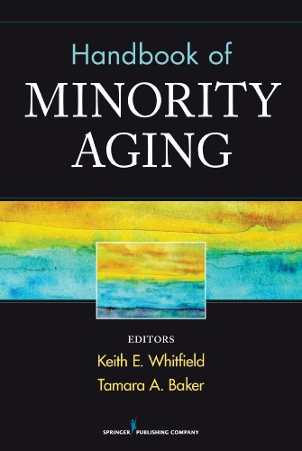 Handbook of Minority Aging   2013 edition cover