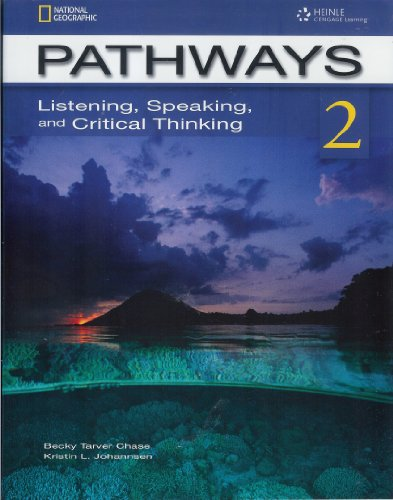 Listening, Speaking, and Critical Thinking  2nd 2012 (Student Manual, Study Guide, etc.) edition cover