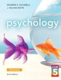 PSYCHOLOGY W/DSM-5 UPDATE      N/A 9781269246637 Front Cover