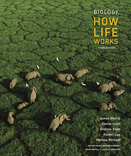 Cover art for Biology: How Life Works, 3rd Edition