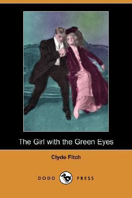 Girl with the Green Eyes  N/A 9781406559637 Front Cover