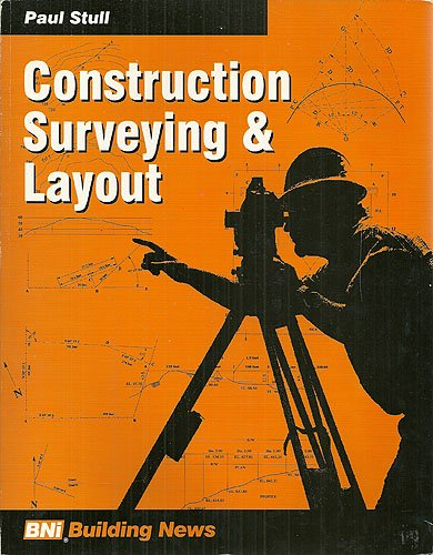 Construction Surveying and Layout 1st edition cover