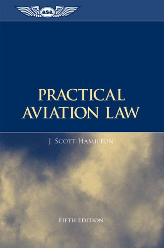 Practical Aviation Law  5th 2010 edition cover