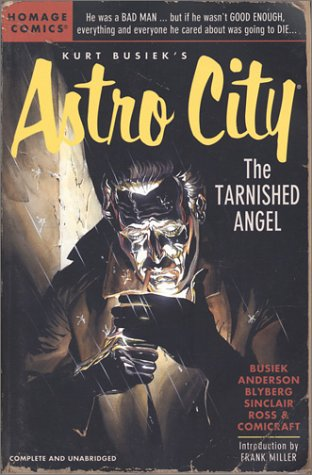 Tarnished Angel   2001 (Unabridged) 9781563896637 Front Cover