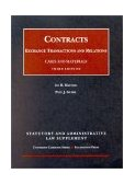 Supplement to Contracts  3rd 2002 (Revised) edition cover