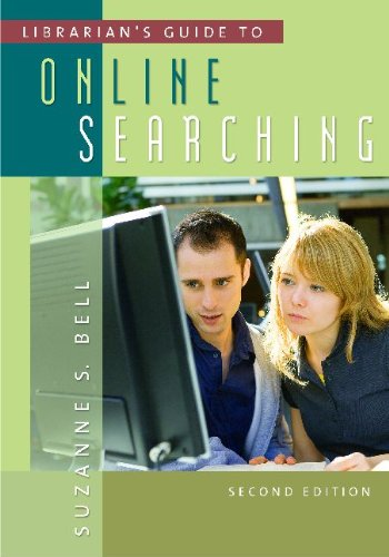 Librarian's Guide to Online Searching  2nd 2009 edition cover