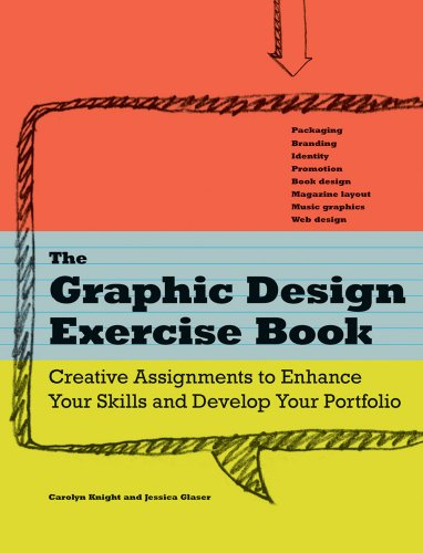 Graphic Design Exercise Book   2010 edition cover