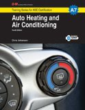Auto Heating and Air Conditioning, A7  4th 2014 edition cover