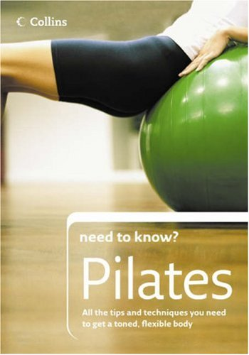 Pilates (Collins Need to Know?) N/A edition cover